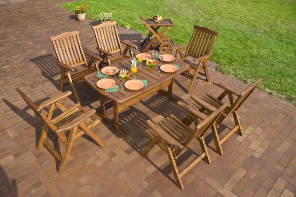 teak outdoor furniture in Sydney