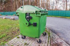 Mobile skip bins